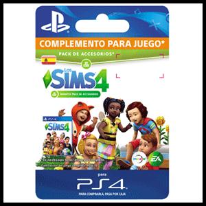 The Sims 4: Infantes Pack de Accesorios PS4