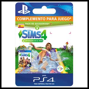 The Sims 4: Diversion en el Patio PS4
