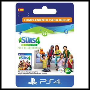 The Sims 4 Cuarto De Ninos Ps4 Prepagos Game Es