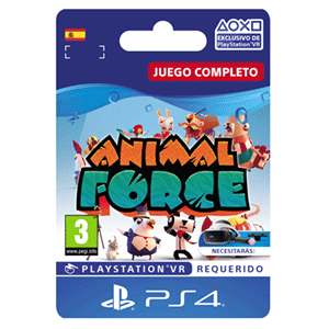 Animal Force VR PS4