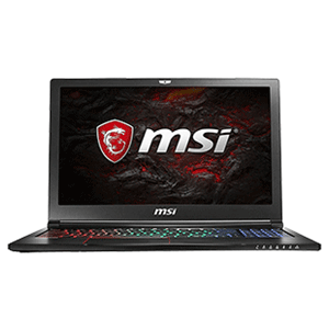 MSI GE72 7RD-610XES - i7-7700 - GTX 1050 - 16GB - 1TB HDD - 17.3'' - FreeDOS - Apache