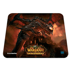 SteelSeries QCK World of Warcraft Cataclysm: Deathwing
