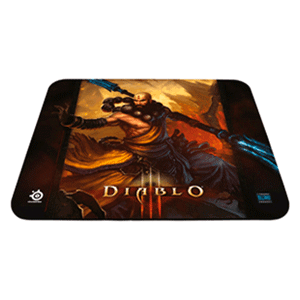 SteelSeries QCK Diablo III Monk