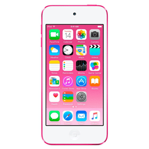Ipod Touch 5ª Gen. 32Gb (Rosa)
