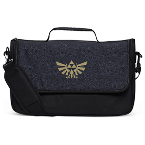 Bolsa de Transporte Everywhere Messenger PowerA Zelda Edition