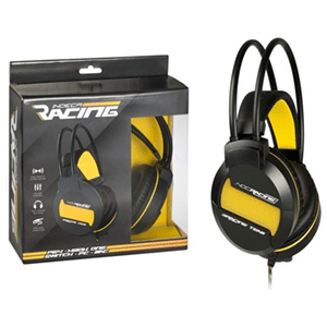 Auricular Multiplataforma Indeca Racing 2018 PS4-XONE-NSW-PC
