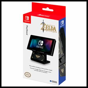 Playstand Hori Zelda para Nintendo Switch -Licencia oficial-