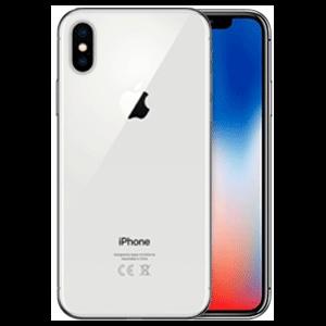 iPhone X 64gb Plata - Libre