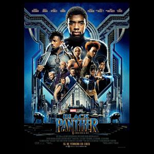 Póster Black Panther Edición Steelbook