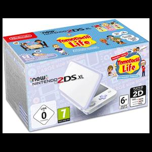 New Nintendo 2DS XL Lavanda + Tomodachi Life Preinstalado