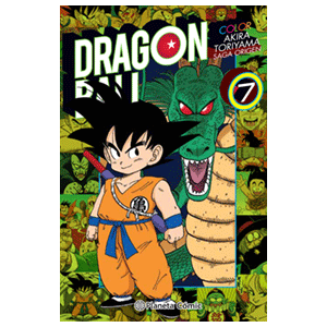 Dragon Ball Color Origen nº 07