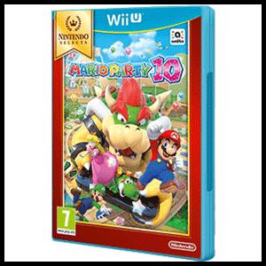 Mario Party 10 Nintendo Selects