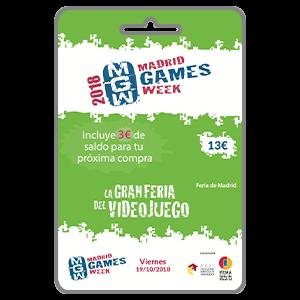MGW 2018 Acceso Viernes