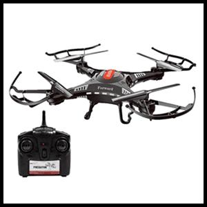 Drone Predator by Prixton