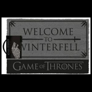 Felpudo Juego de Tronos: Winterfell