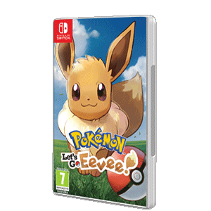 Pokémon Let's Go Eevee