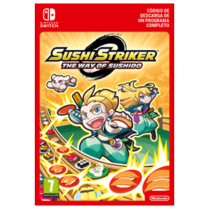 Sushi Striker The Way of Sushido NSW