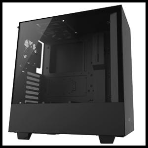 NZXT H500 Negra - Cristal Templado
