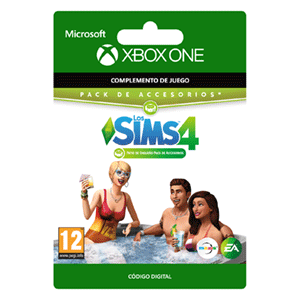 The Sims 4: Diversion en el Patio XONE