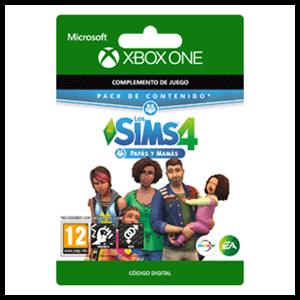 The Sims 4: Papas y Mamas XONE