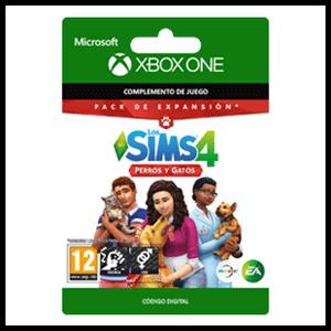 The Sims 4: Gatos y Perros XONE