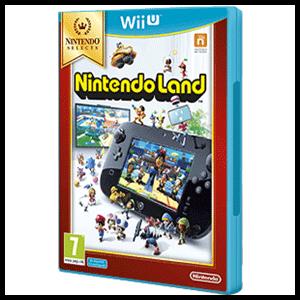 Nintendo Land Nintendo Selects