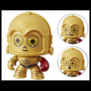 Figura Mighty Muggs Star Wars: C3PO