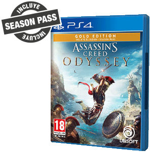 Assassin´s Creed Odyssey Gold Edition