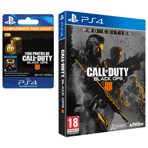 Call of Duty Black Ops 4 - PRO Edition