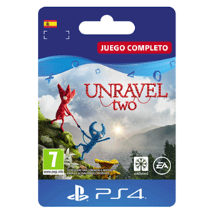 Unravel Two PS4
