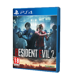 Resident Evil 2 Remake Playstation 4 Game Es