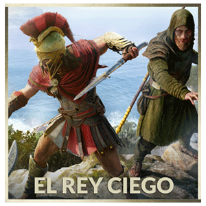 DLC El Rey Ciego - Assassins Creed Odyssey