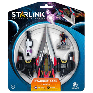 Starlink Starship Pack Lance