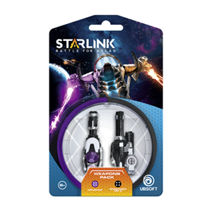Starlink Pack Armas Crusher + Shredder