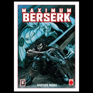 Berserk Max nº 8