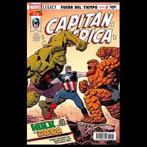Capitán América nº 93