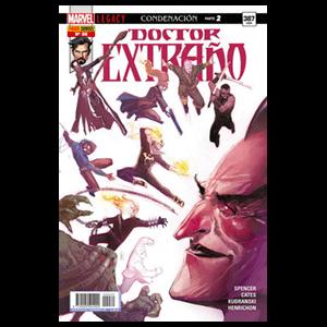 Doctor Extraño nº 30
