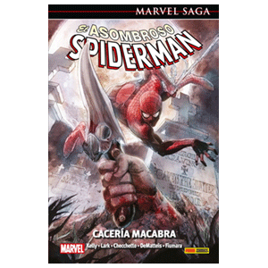 Marvel SAGA. El Asombroso Spiderman nº 28