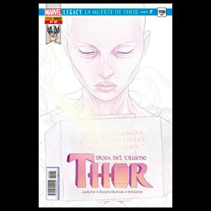 Thor: Diosa del Trueno nº 87