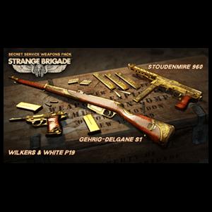 DLC Pack de armas Strange Brigade PS4