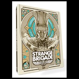 Steelbook Strange Brigade