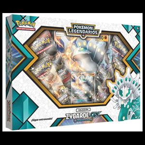 Caja Pokémon GX Zigarde
