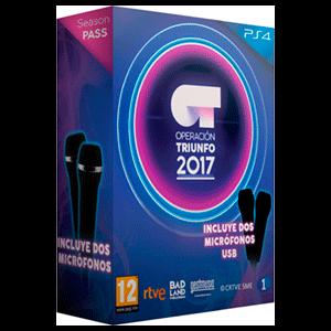 Operación Triunfo 2017  + 2 Micrófonos