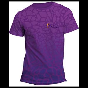 Camiseta Spyro the Dragon Escamas Talla S