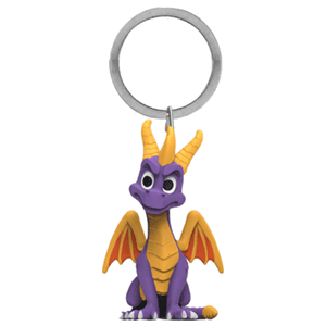 Llavero 3D Spyro the Dragon
