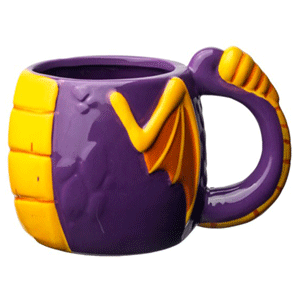 Taza 3D Spyro the Dragon