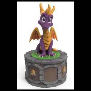Figura Spyro the Dragon con Incienso