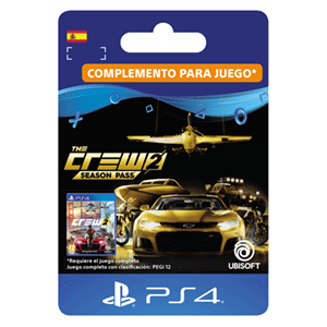 The Crew 2 Season Pass PS4