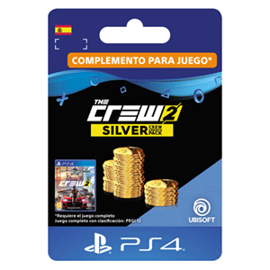 The Crew 2 Silver Crew Credits Pack PS4