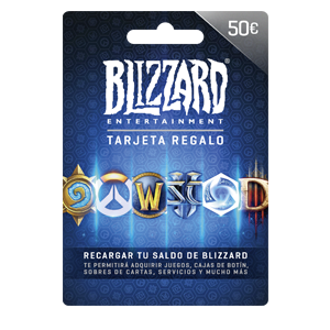 Pin Blizzard Battle.net 50 euros